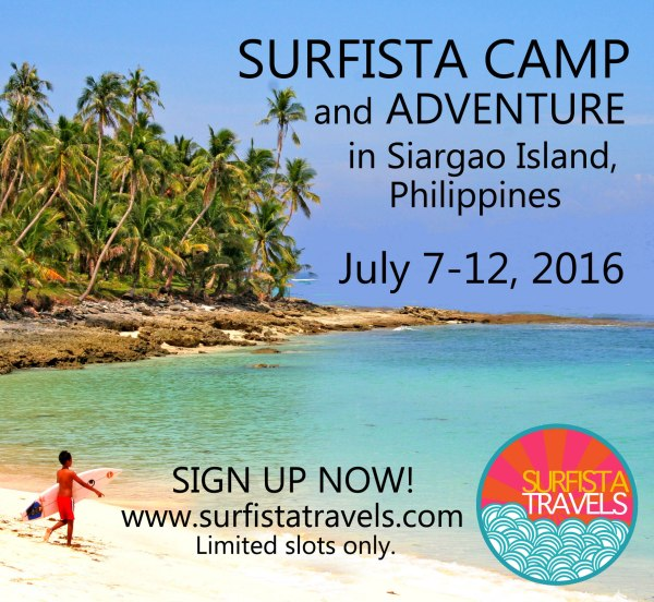 Siargao July 7 - 12, 2016