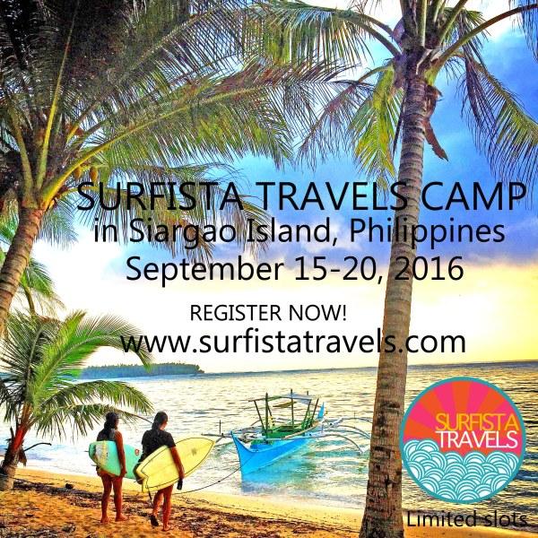Siargao September 15 - 20, 2016
