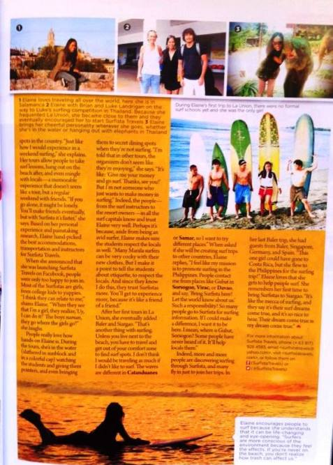 Travel Now Magazine, April 2014 - part 2